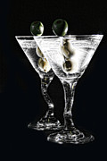 Martini Prints - mARTini 21 Print by Chris  Mautz