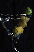 Olives Photo Posters - mARTini 6 Poster by Chris  Mautz