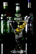 Jason Smith Prints - Martini Print by Jason Smith