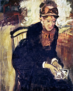 Mary Cassatt (1845-1926) Print by Granger