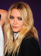In Attendance Prints - Mary-kate Olsen In Attendance For The Print by Everett