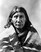 Mary Red Cloud, C1900 Print by Granger