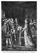 Vow Prints - Mary Stuart (1542-1587) Print by Granger
