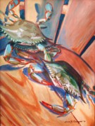 Sarah Grangier - Maryland Blue Crabs