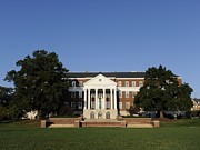 College Photos - Maryland McKeldin Library  by Maryland Athletics