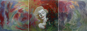 Marylin Paintings - Marylin in from her passions by Fabio Cicala