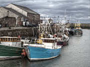 Graeme Robinson - Maryport fishing fleet