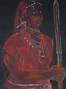 Kenneth Otelu - Masai Warrior