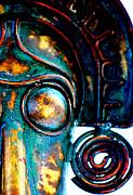Masked Print by Floyd Menezes