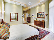 Florida House Photos - Master Bedroom by Skip Nall