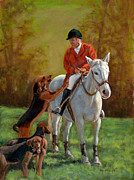 Hounds Originals - MAster of Hounds by Mary Phelps