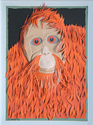 Orange Reliefs Originals - Master Of The Jungle by John Hebb
