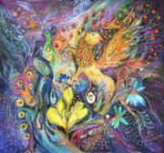 Master Of The Magic Key Print by Elena Kotliarker