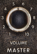 Knob Art - Master Volume by Scott Norris