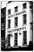 Brewery Framed Prints - Masterbrewers Framed Print by John Rizzuto