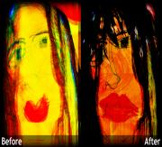 Mastering Myself Print by Fania Simon