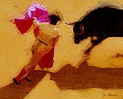 Matador Print by Joe Bonita