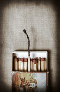 Country Style Posters - Matches Poster by Joana Kruse