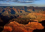 "\""sunset Photography\\\"" Framed Prints - Mather Point - Grand Canyon Framed Print by Stephen  Vecchiotti"