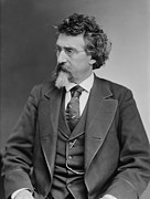 Mathew Photos - Mathew B. Brady 1823-1896, Prominent by Everett