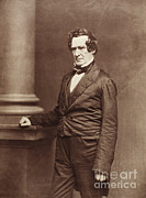 Self-portrait Photo Prints - Mathew Brady, Father Of Photojournalism Print by Science Source