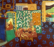 Belle Epoque Photo Prints - Matisse: Interior, 1911 Print by Granger