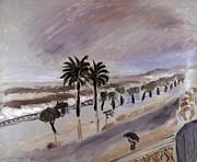 Matisse: Storm In Nice Print by Granger