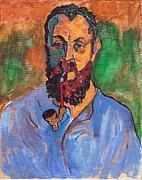 Impressionist Paintings - Matisse by Tom Roderick