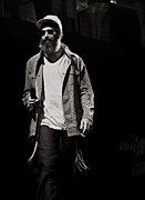 Beards Prints - Matisyahu live in concert 6 Print by The  Vault