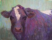 Domestic Animals Pastels - Matriarch by Susan Williamson