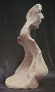 Female Form Sculptures - Maturity by Sarah Biondo