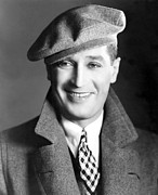 Chevalier Metal Prints - Maurice Chevalier, Ca. 1930 Metal Print by Everett