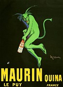 Advertisment Paintings - Maurin  Quina by Pg Reproductions