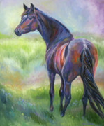 Oils Paintings - Max by Diane Williams