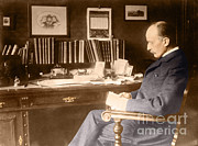 Desk Posters - Max Planck, German Physicist Poster by Science Source