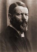 Max Weber 1864-1920, German Political Print by Everett