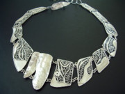 Hand Made Jewelry - Maxilla by Atelje Borej