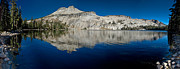 Nevada Prints - May Lake Panorama Print by Greg Nyquist