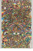 Maya Creation Print by Jonathan DiNo DiNapoli