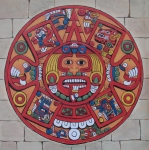 Mayan Calendar Framed Prints - Mayan Calendar  Framed Print by Bob Gregory