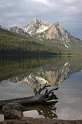 Peaceful Photo Originals - McGown Reflected by Idaho Scenic Images Linda Lantzy