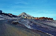 Research Photo Originals - McMurdo Base by David Barringhaus
