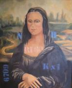 Ricardo Lowenberg - Me As Mona Lisa