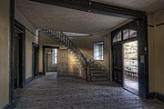 Spirits Photos - Meade Hotel Lobby - Bannack Montana by Daniel Hagerman