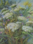 Queen Pastels Framed Prints - Meadow Bouquet Framed Print by Bill Puglisi