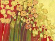 Meadow In Bloom Print by Jennifer Lommers