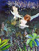 Fairies Originals - Meadow Nymph by Carole Overall