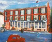 Mealeys Tavern Print by Gloria Condon