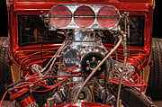Hemi Framed Prints - Mechanicals 101 The GO part Framed Print by Bill Dutting