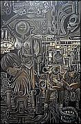 Mechanized Print by Paulo Zerbato